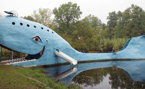 Aereo a forma di balena