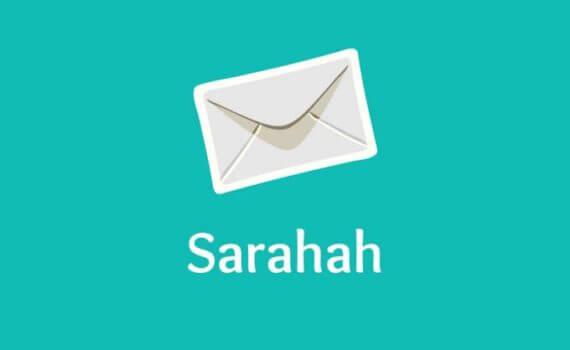 Logo Sarahah