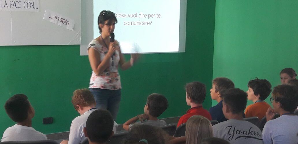 Workshop con i ragazzi