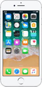 schermata iphone