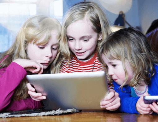 bambini iphone ipad