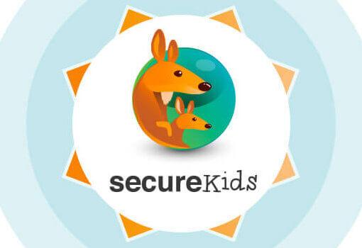 secure kids logo